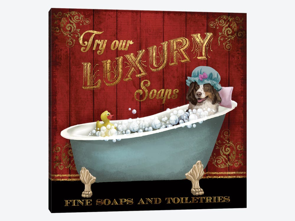 Luxury Soaps 1-piece Canvas Art Print