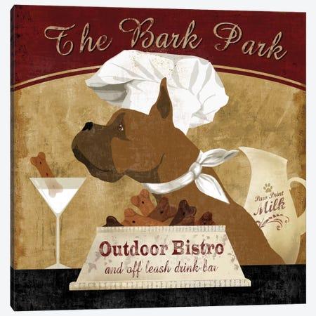 Bark Park Canvas Print #KNU2} by Conrad Knutsen Canvas Artwork
