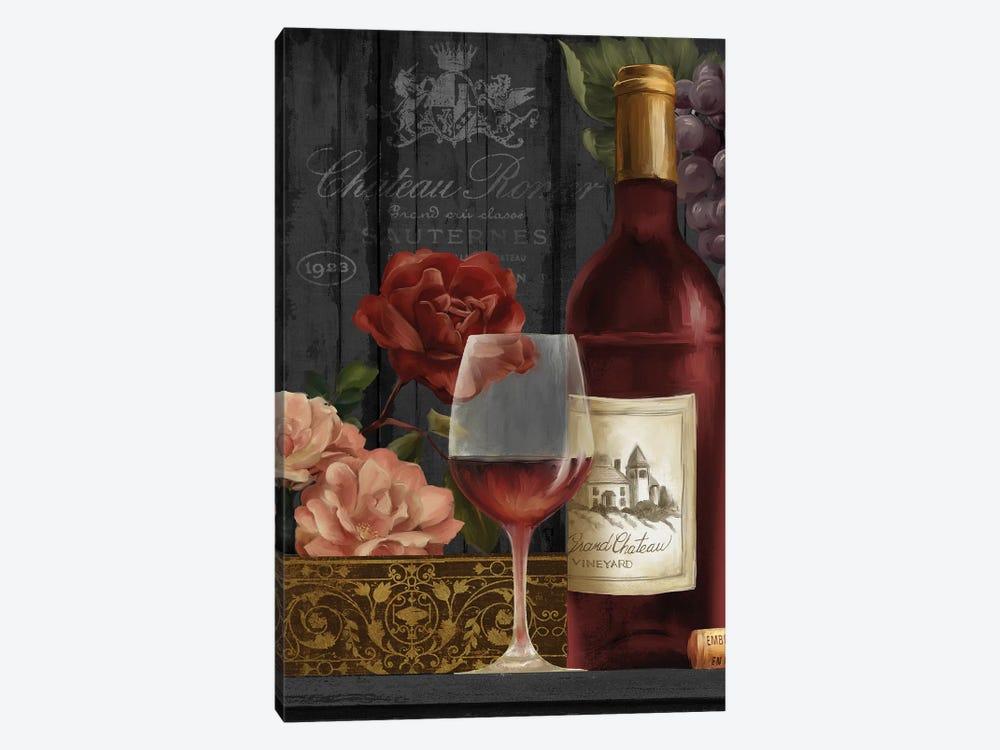 Chateau Wine I by Conrad Knutsen 1-piece Canvas Art