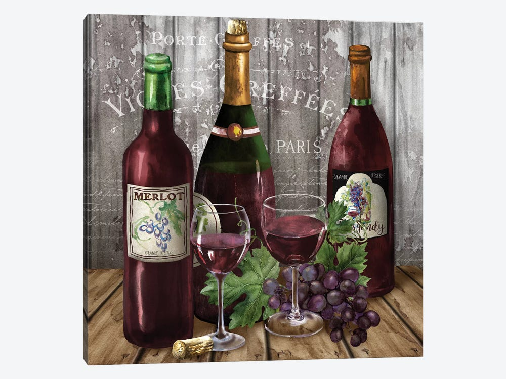 Delicious Reds I by Conrad Knutsen 1-piece Art Print
