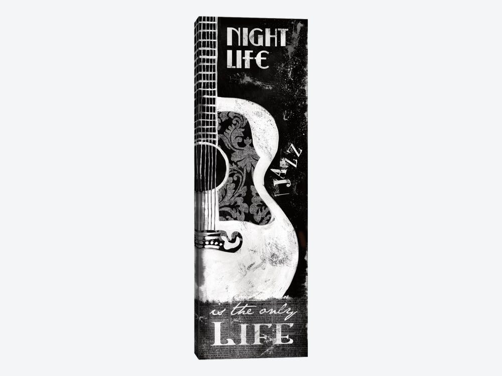 Night Life by Conrad Knutsen 1-piece Canvas Wall Art