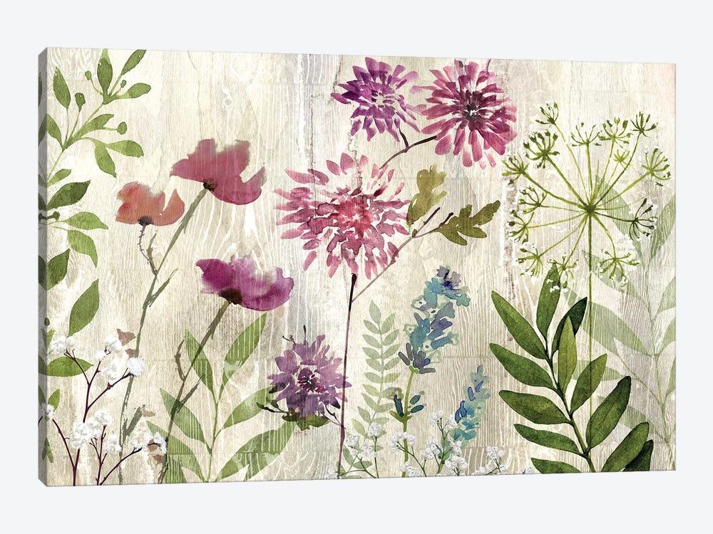 Meadow Flowers II by Conrad Knutsen 1-piece Canvas Print