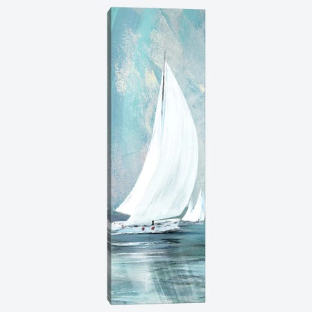 Soft Sail I Canvas Print #KNU73} by Conrad Knutsen Canvas Art Print