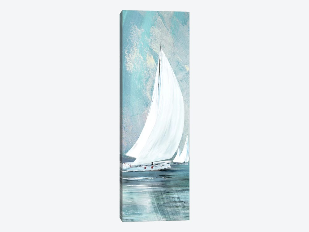 Soft Sail I by Conrad Knutsen 1-piece Canvas Wall Art