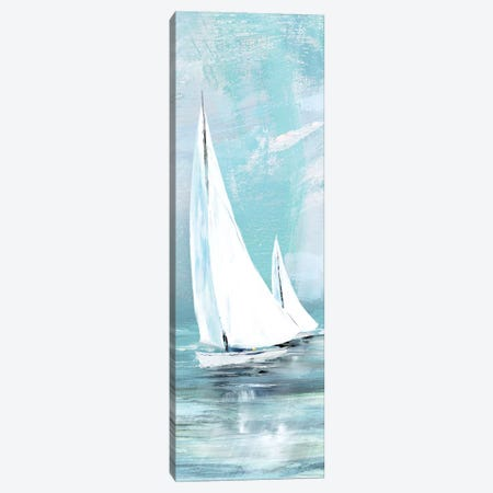 Soft Sail II Canvas Print #KNU74} by Conrad Knutsen Canvas Artwork