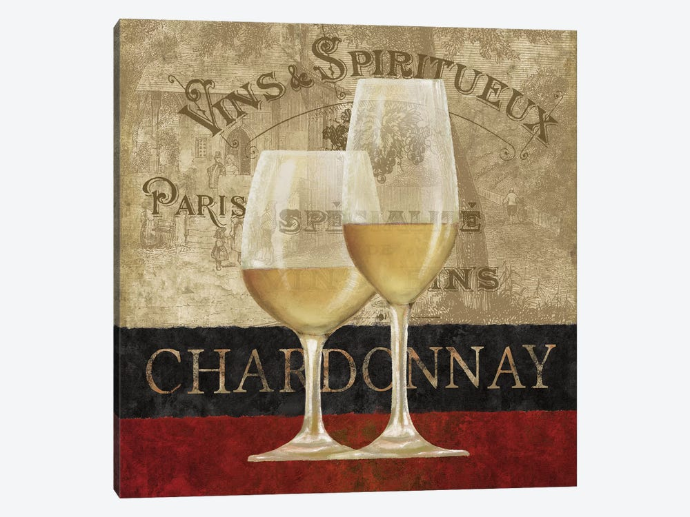 Chardonnay by Conrad Knutsen 1-piece Canvas Print
