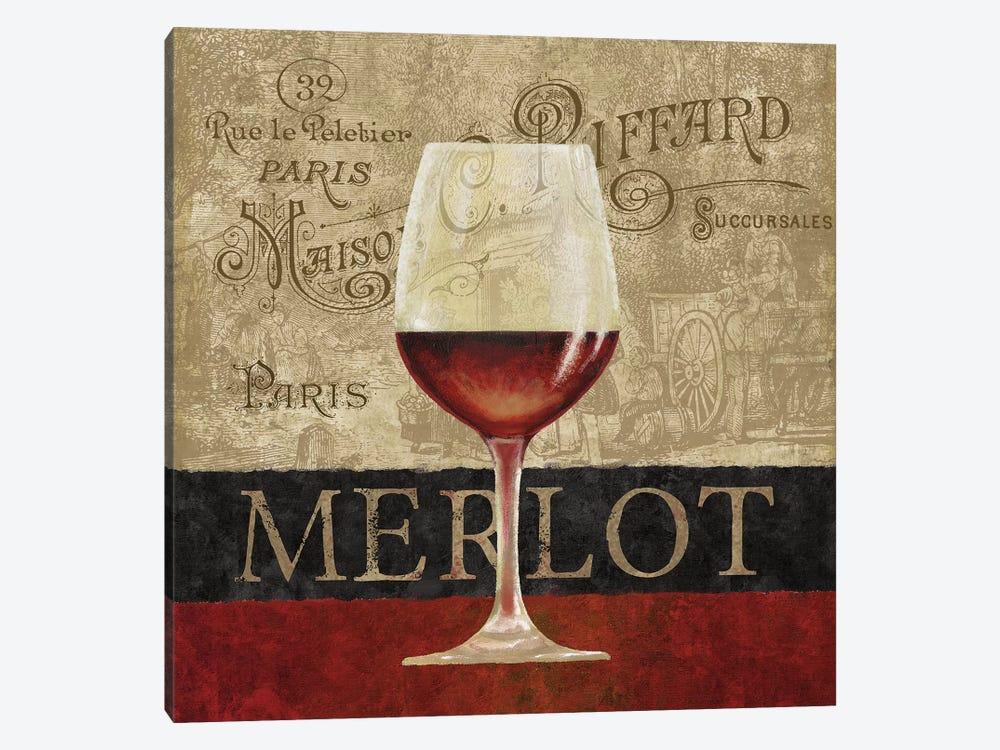 Merlot by Conrad Knutsen 1-piece Canvas Art Print