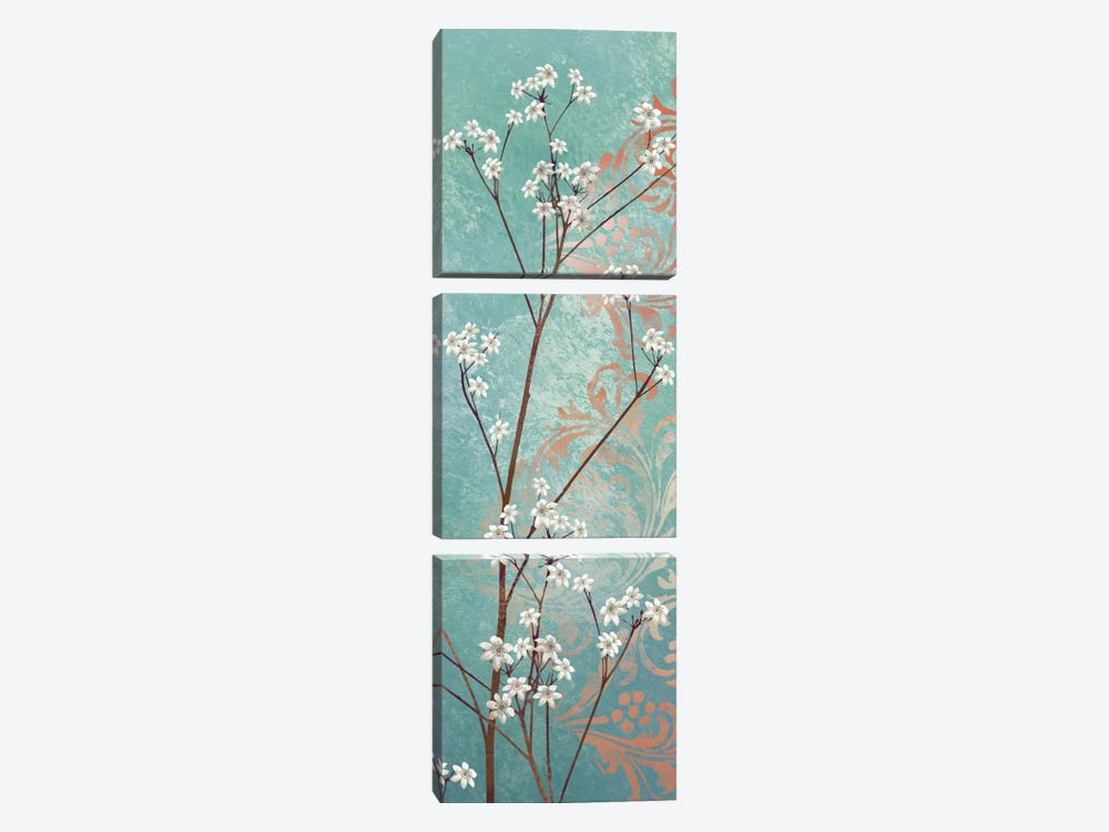 Whisper of Spring II by Conrad Knutsen 3-piece Canvas Art Print