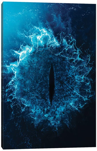 Sauron Eye Canvas Art Print