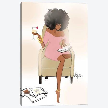 Sunday Night II Canvas Print #KOB37} by Nicholle Kobi Canvas Artwork