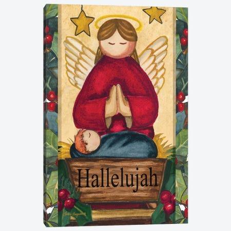 Hallelujah Canvas Print #KOR4} by Laurie Korsgaden Art Print
