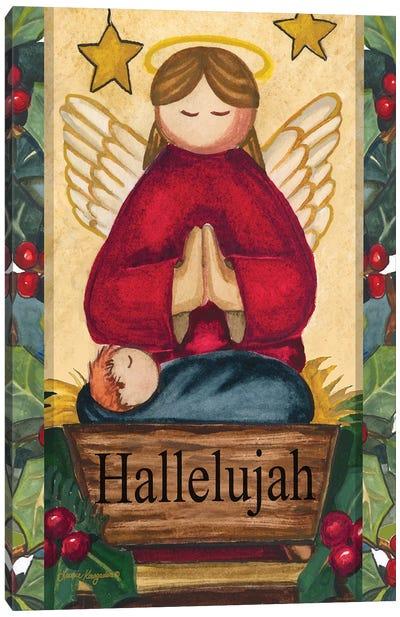 Hallelujah Canvas Art Print