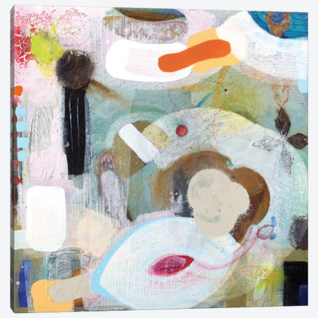 Changed My Mind V Canvas Print #KOU1} by Aleah Koury Canvas Print