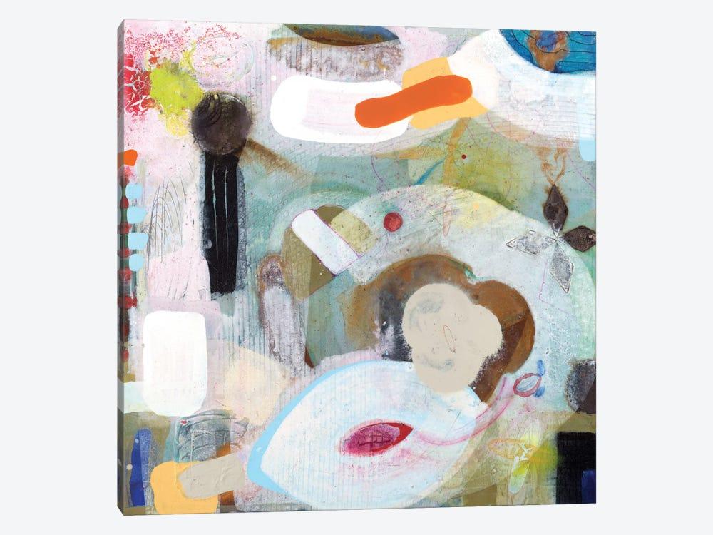 Changed My Mind V by Aleah Koury 1-piece Canvas Art