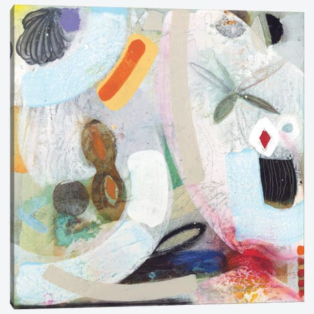 Changed My Mind VI Canvas Print #KOU2} by Aleah Koury Canvas Print