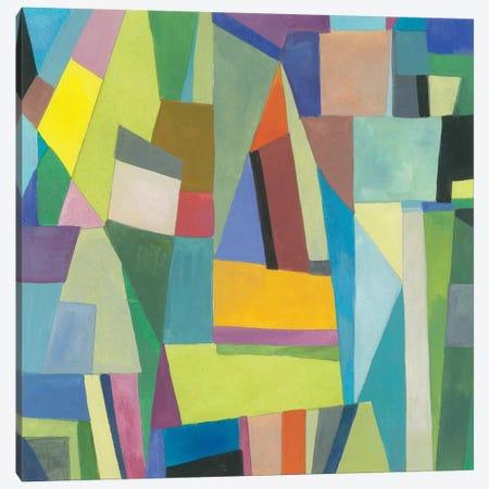 Hamburg Canvas Print #KPA100} by Kim Parker Canvas Artwork