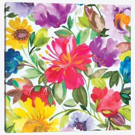 Hibiscus II Canvas Print #KPA101} by Kim Parker Canvas Artwork