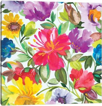 Hibiscus II Canvas Art Print