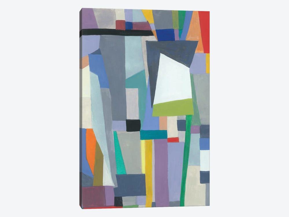New York by Kim Parker 1-piece Canvas Artwork
