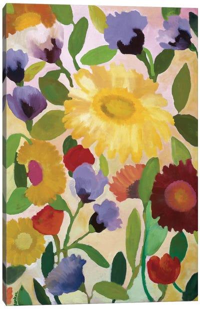 Irises Canvas Print #KPA10