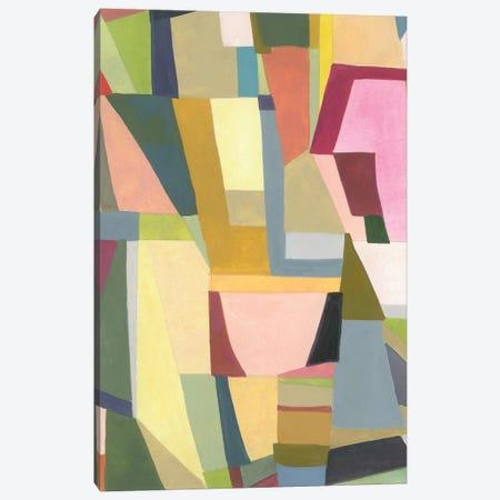 Paris Canvas Print #KPA112} by Kim Parker Canvas Print