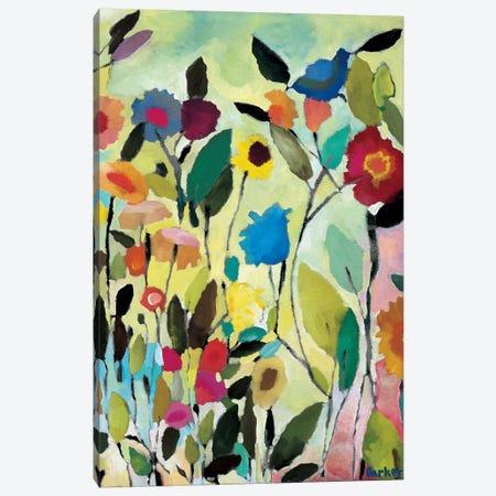 Tulip Garden Canvas Print #KPA126} by Kim Parker Canvas Art Print