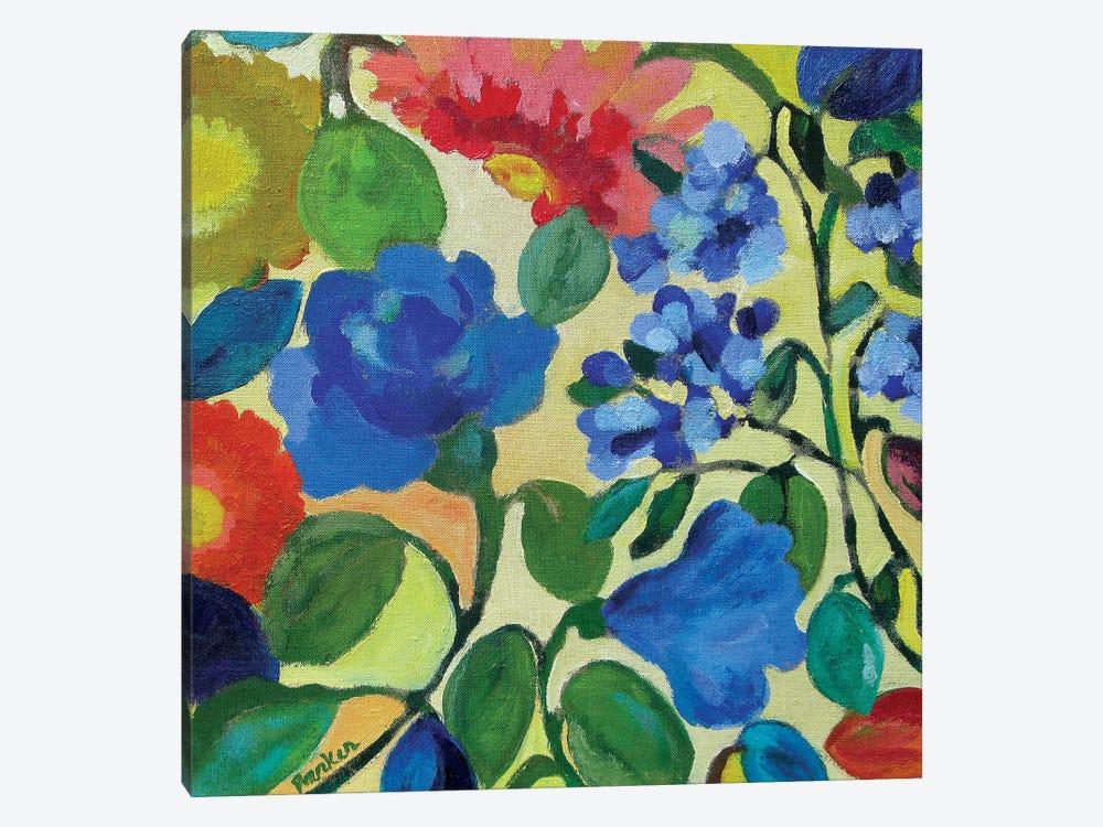 Hydrangeas by Kim Parker 1-piece Canvas Art