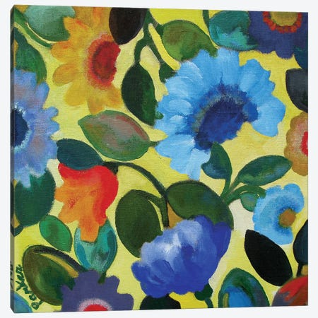 Mariannes Canvas Print #KPA130} by Kim Parker Art Print