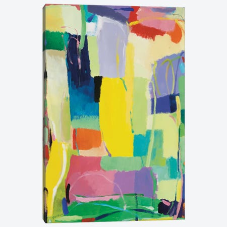Urban Essay XV Canvas Print #KPA14} by Kim Parker Canvas Wall Art