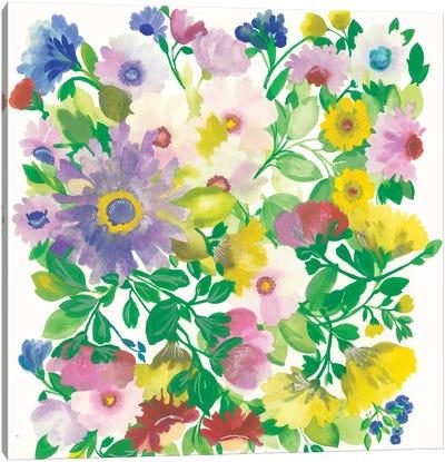 Dogwood Bouquet I Canvas Art Print