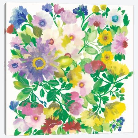 Dogwood Bouquet I Canvas Print #KPA154} by Kim Parker Canvas Wall Art