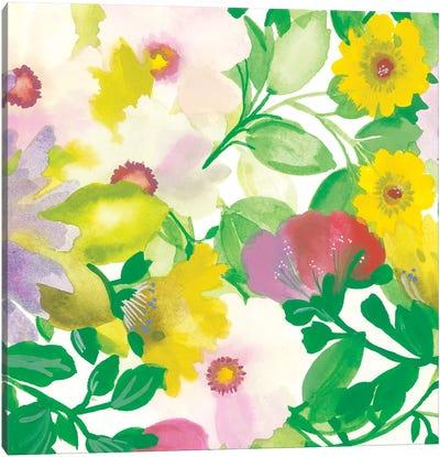 Dogwood Bouquet III Canvas Art Print