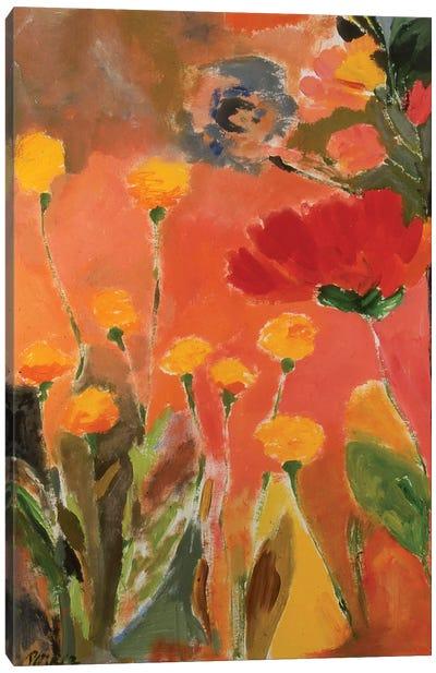 Dandelions Canvas Print #KPA15