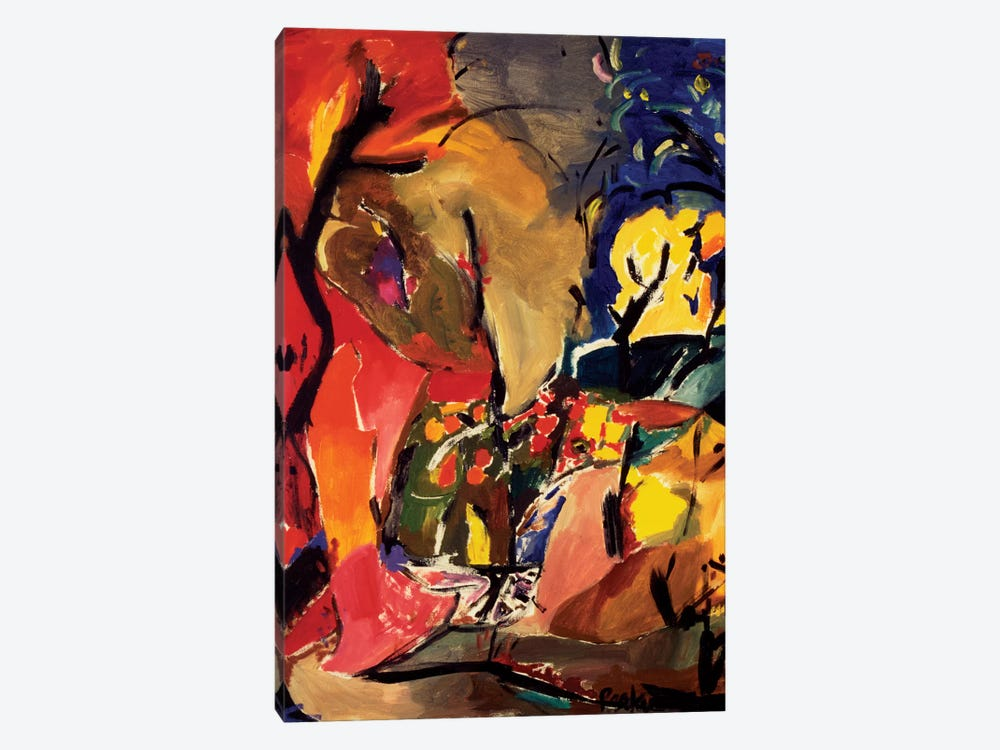 Inferno by Kim Parker 1-piece Art Print
