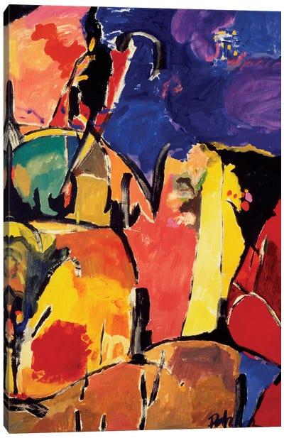 Arles Canvas Print #KPA20