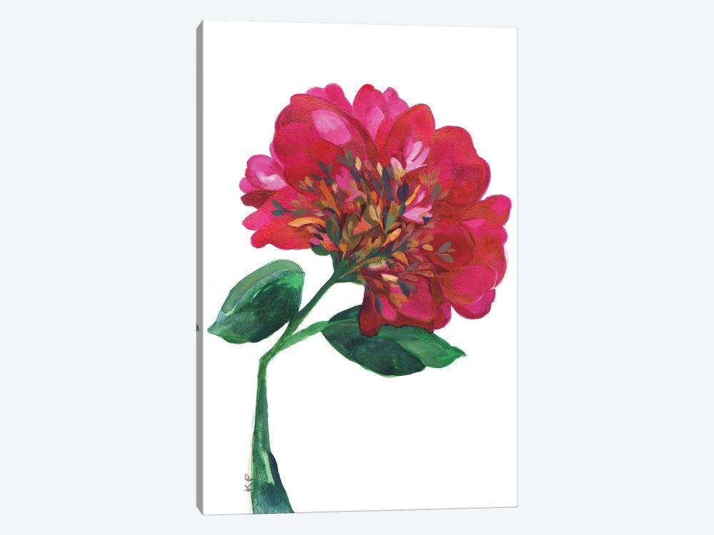 Fuchsia Magnolia by Kim Parker 1-piece Canvas Print