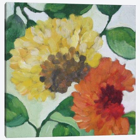 Gabrielle's Garden I Canvas Print #KPA21} by Kim Parker Canvas Art