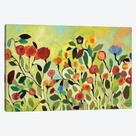 Wild Field Canvas Print #KPA239} by Kim Parker Canvas Wall Art