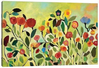 Wild Field Canvas Art Print