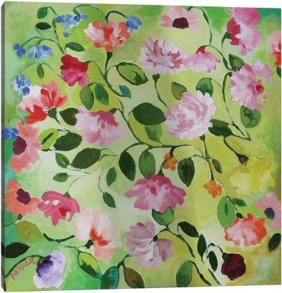 Magnolias Canvas Print #KPA26