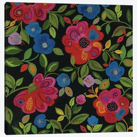 Magical Garden Canvas Print #KPA47} by Kim Parker Canvas Art Print