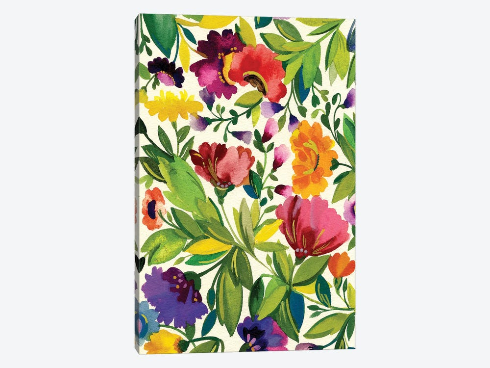 September Bouquet by Kim Parker 1-piece Art Print