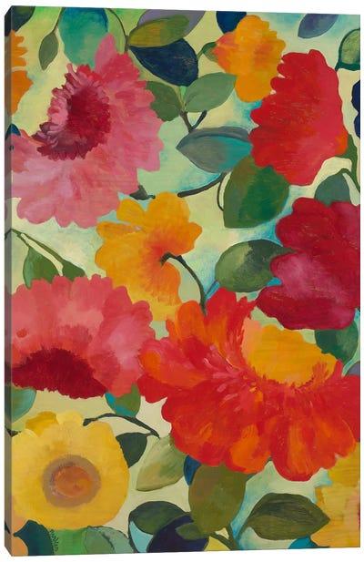 Love Flowers I Canvas Art Print