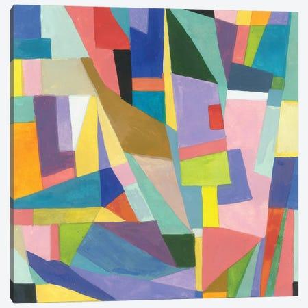 Amazonica Canvas Print #KPA80} by Kim Parker Canvas Art