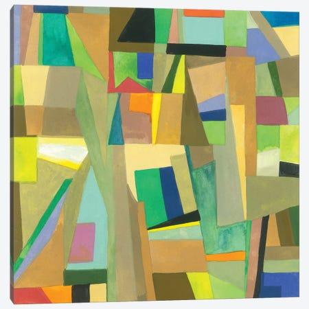 Amsterdam Canvas Print #KPA81} by Kim Parker Canvas Wall Art