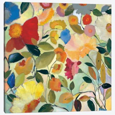 August Garden Canvas Print #KPA83} by Kim Parker Canvas Wall Art