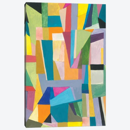 Barcelona Canvas Print #KPA86} by Kim Parker Canvas Art Print