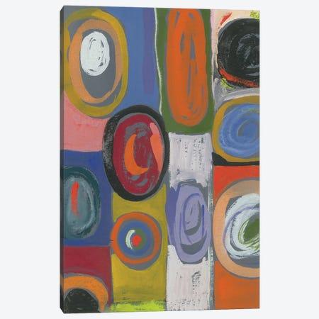 Cosmos Canvas Print #KPA89} by Kim Parker Canvas Artwork