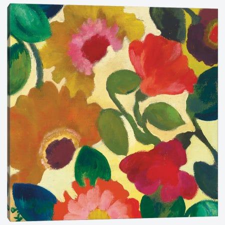 Ranunculus I Canvas Print #KPA8} by Kim Parker Canvas Print