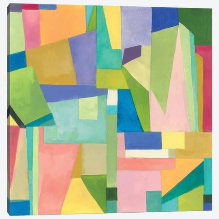 Dublin I 3-Piece Canvas #KPA92} by Kim Parker Canvas Art Print